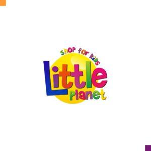 """Детский магазин """"Little Planet"""". г. Санкт-Петербург  Дизайнер: Георгий Шторм"""