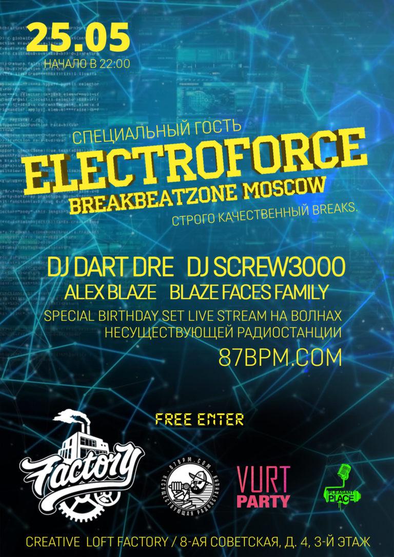 Electroforce 2